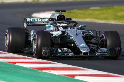 Mercedes' 2018 Formula 1 car's qualifying pace still 'unknown'