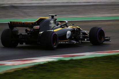 Renault F1 team has given itself cooling 'headache' with 2018 car