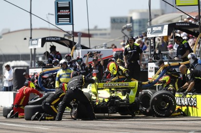 Penske's mixed IndyCar St Petersburg results a 'one-off' - Pagenaud