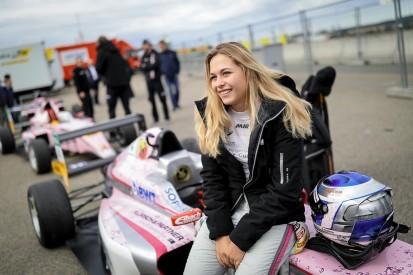 Florsch makes Euro F3 test debut with Van Amersfoort Racing