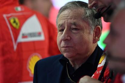 Ferrari should lose F1 rules veto - FIA president Jean Todt