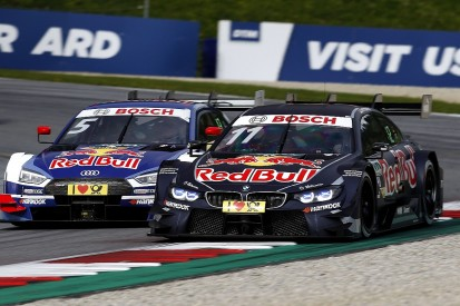 Red Bull pulls backing of DTM cars ahead of 2018 season