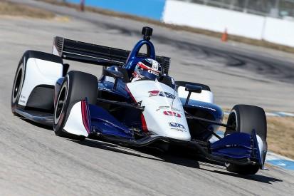 Rahal's team 'fooled' by pre-season IndyCar testing at Sebring