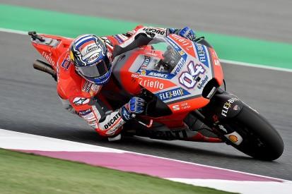 MotoGP Qatar: Dovizioso edges Rossi in first 2018 practice session