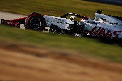 Why Haas's impressive F1 testing form has even Hamilton surprised