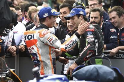 Zarco expresses interest in Honda MotoGP 'dream team' with Marquez
