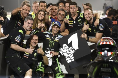 MotoGP Qatar: Tech3's Zarco snatches pole with qualifying record
