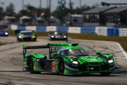 Sebring 12 Hours: #22 ESM Nissan leads at halfway mark