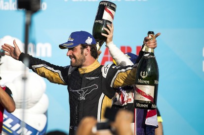 Vergne's 'hardest' Formula E win makes Techeetah fights worthwhile