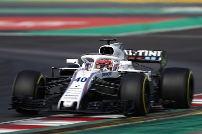 F1 testing: Wrong to assume Kubica outperformed race drivers - Williams