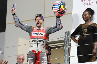 MotoGP Qatar: Dovizioso felt 'obligation' to win season opener