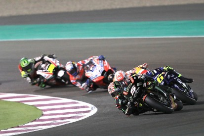 MotoGP Qatar: Zarco blames front tyre issue for ruining victory shot
