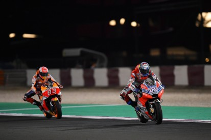 MotoGP Qatar: Marquez wouldn't have slept without Dovizioso lunge