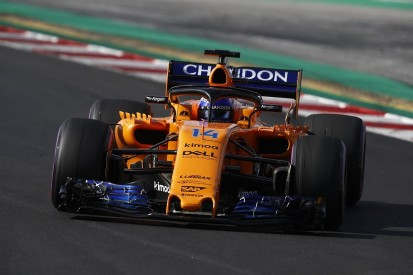 Two-time F1 champion Alonso a 'different' driver in 2018 - McLaren