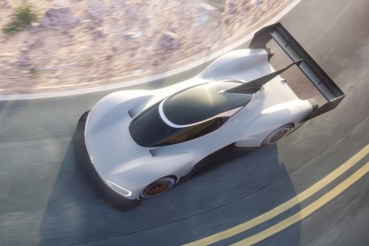 Volkswagen reveals first images of I.D R Pikes Peak car