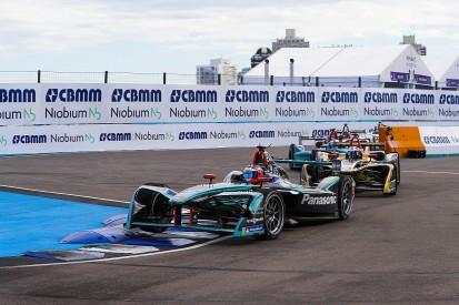 Formula E Punta del Este: Evans targets first Jaguar win after charge