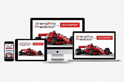 Play the Grand Prix Predictor for the 2018 Formula 1 season