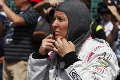 Indianapolis 500: Pippa Mann seals 2018 seat with Dale Coyne Racing