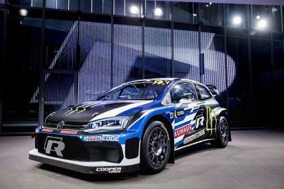 PSRX unveils revamped Volkswagen for World Rallycross Championship