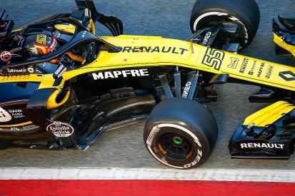 Carlos Sainz Jr happy to take planned Renault F1 engine penalties
