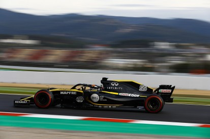 Renault's Sainz and Hulkenberg counting on mid-season F1 upgrades