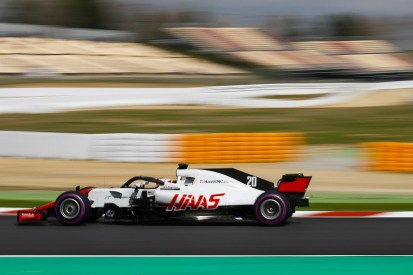 Haas insists it's 'back to square one' now after strong F1 testing