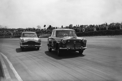 Silverstone Classic to mark BTCC's 60th anniversary with parade