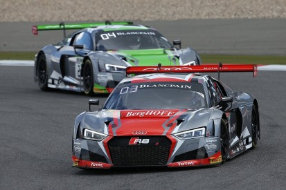 New Audi DTM driver Frijns to keep WRT Blancpain GT drives in 2018