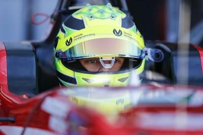 Mick Schumacher tops day one of pre-season testing for Prema