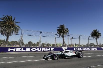 Formula 1: Hamilton fastest in Australian Grand Prix first practice