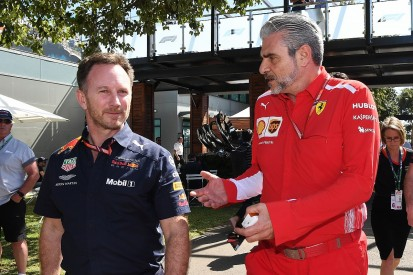 Ferrari and Red Bull F1 teams in war of words over ex-FIA signing