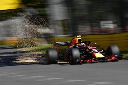 Red Bull Formula 1 drivers banking on wet Australian GP qualifying