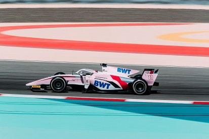 Gunther goes quickest on final day of F2 Bahrain test for Arden