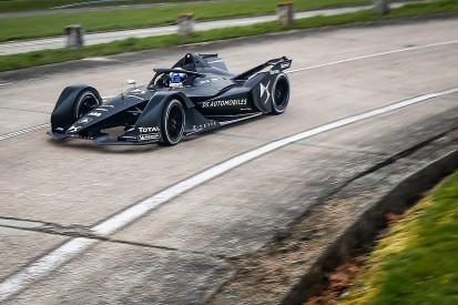 DS Performance runs second generation Formula E car for first time