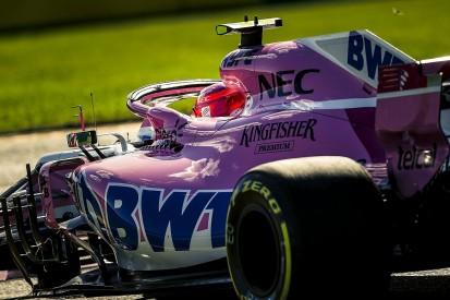 Australian GP: Force India's update for F1 season opener explained