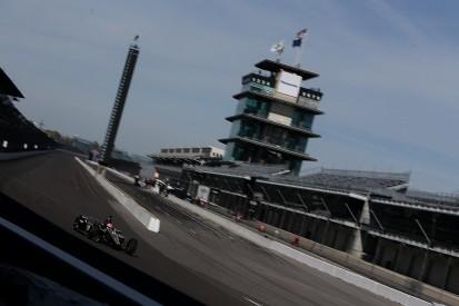 Predicted bad weather postpones three IndyCar test days at Indianapolis