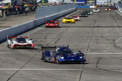 Sebring polesitter Spirit of Daytona ruled out of Long Beach IMSA