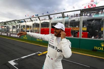Lewis Hamilton denies Mercedes 'party mode' key to Australia pole
