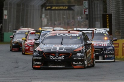Melbourne Supercars: Pye gives Walkinshaw Andretti United first win
