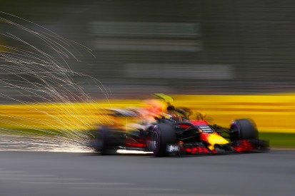 Verstappen suggests qualifying mistake cost him front row start spot