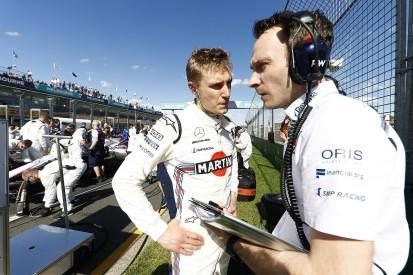 Plastic bag likely cause of Sirotkin's Australian GP brake failure