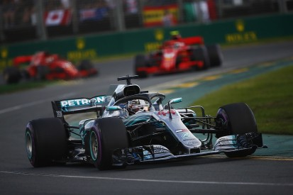 Lewis Hamilton: I'd have won Australian Grand Prix with right data