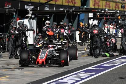 Haas F1 team blames lack of practice for Australian GP pit blunders