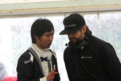 Ex-Formula 1 test driver and WTCC/Formula E Ma Qing Hua to World RX