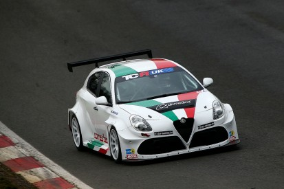 BTCC racer Aiden Moffat commits to new TCR UK series in Alfa Romeo