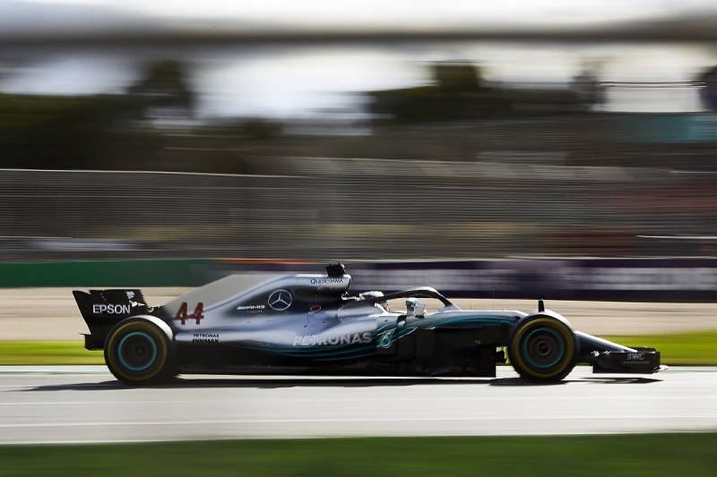 Mercedes insists it is not an 'opportunist' in F1 engine rule talks