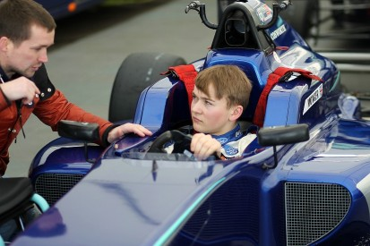 Billy Monger's racing return confirmed for BRDC British F3 opener