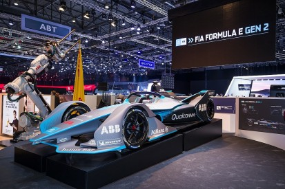 New Formula E Gen2 car to increase race power to 200kW in 2018/19