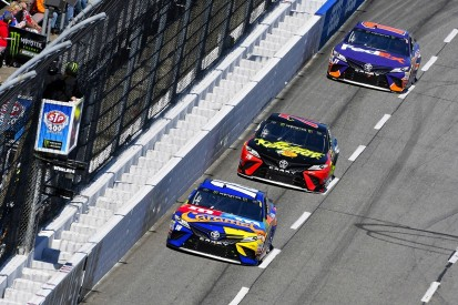 Kyle Busch 'on an island' with run of narrow NASCAR Cup defeats