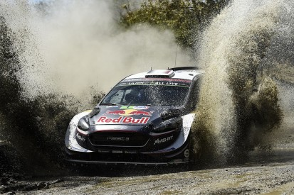 M-Sport in Ford NASCAR tech tie-up for World Rally Car